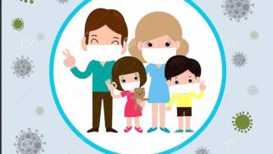 نصيحة عن فيروس كورونا (4) | التوصيات الكاملة لمنع انتشار العدوى في المنزل وحماية الآخرين
