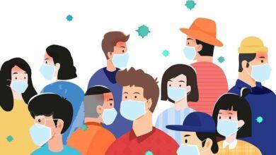 نصيحة عن فيروس كورونا (8) | هل تقلل الكمامات من الأكسجين في أجسامنا ؟