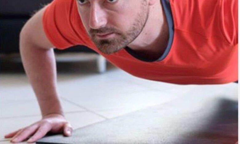التوصيات البريطانية للمجهود البدني اللازم أسبوعيا للحفاظ على الصحة..