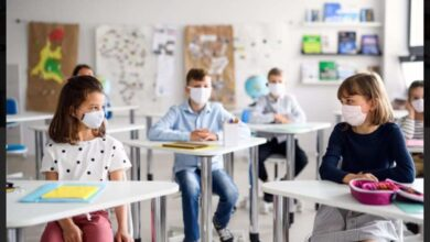 وباء كورونا: دراسة جديدة تظهر دورا أكبر للأطفال والصحة العالمية توضح شروط ارتدائهم للكمامات..