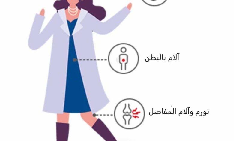 أهم أعراض حمى البحر الأبيض المتوسظ