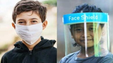 وقاء الوجه (فيس شيلد) والكمامة: أيهما أفضل في الوقاية ضد عدوى فيروس كورونا؟