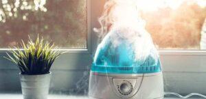 الأجهزة المرطبة للجو (humidifier)