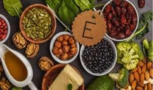 المصادر الطبيعية لفيتامين E