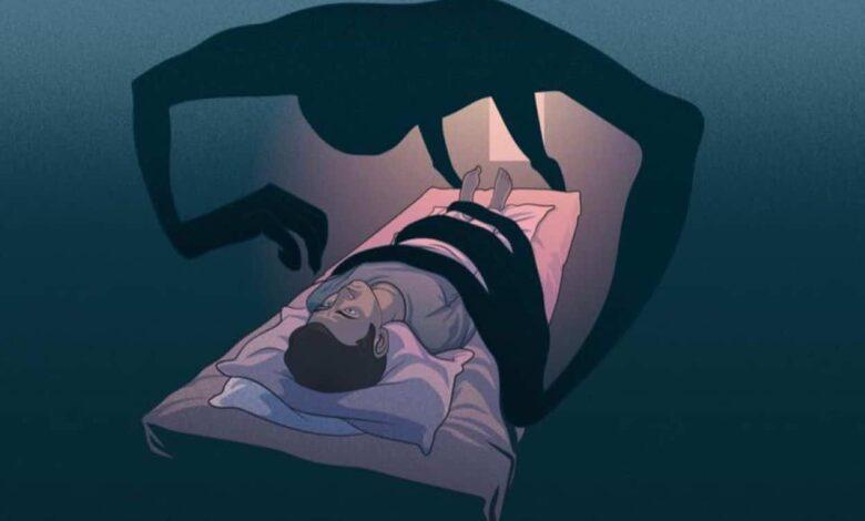 الجاثوم (شلل النوم المؤقت): كيفية حدوثه و5 نصائح طبية للوقاية من تجربته المخيفة