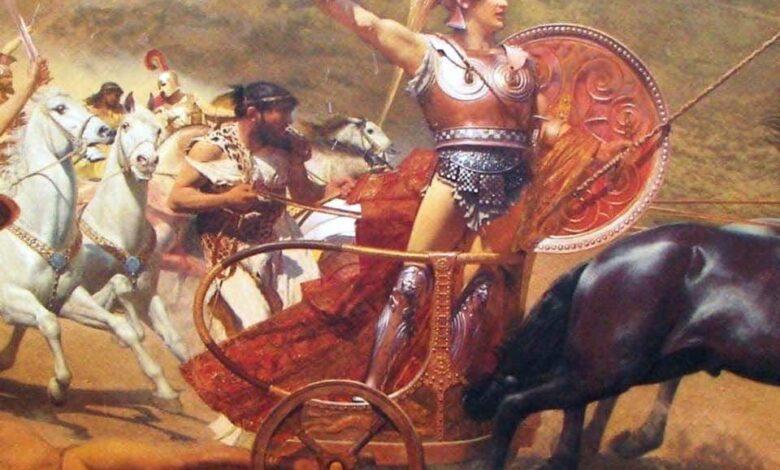 """بنك المعرفة (8)   أسطورة يونانية وراء تسمية أقوى أوتار الجسم ب""""وتر اخيل (اكيلس)"""""""
