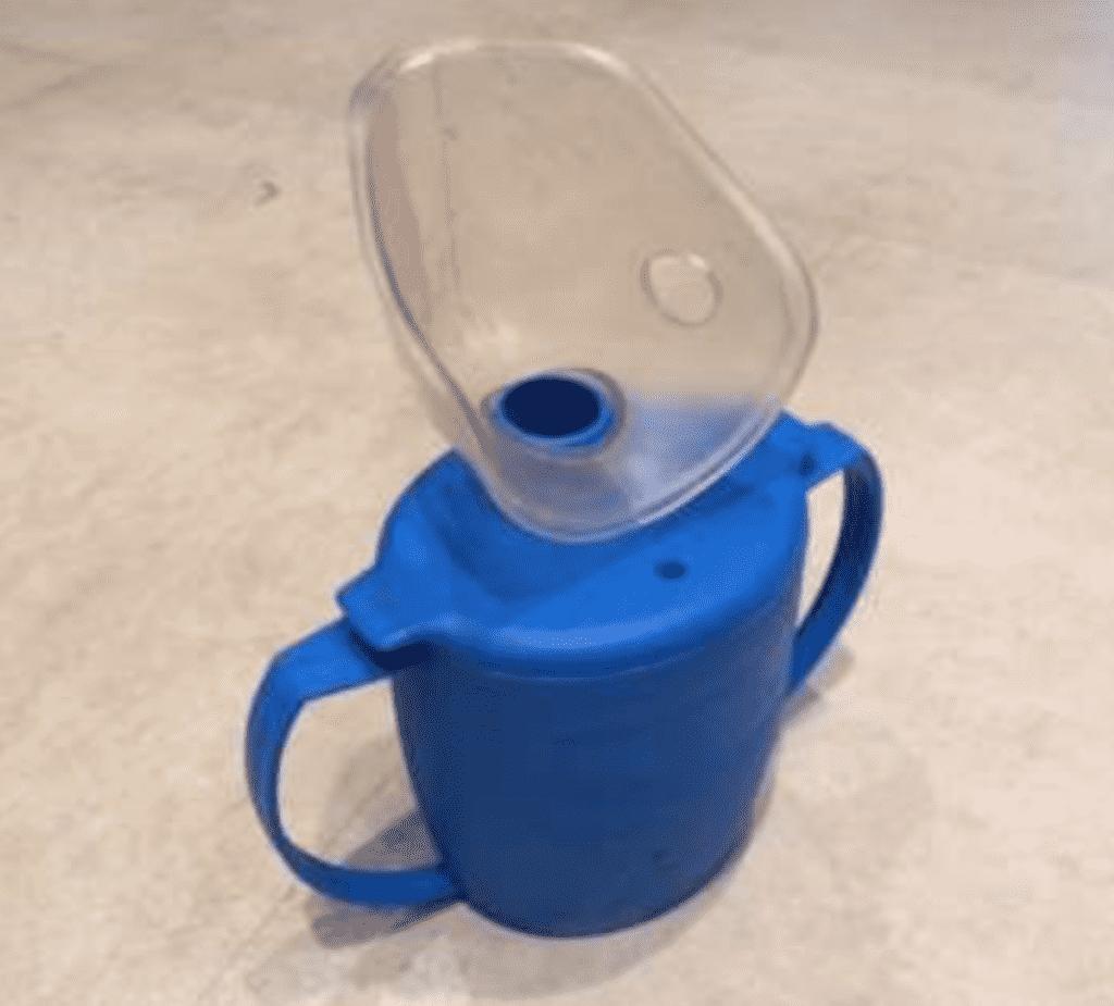 كوب البخار