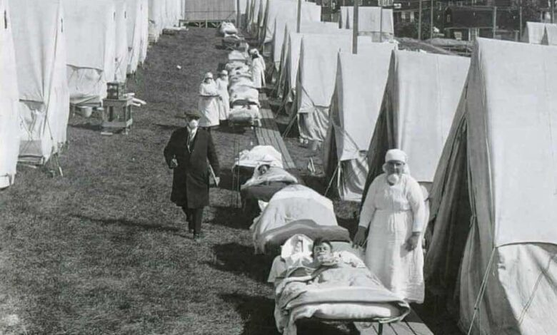 بنك المعرفة (17) | كيف انتهت موجات وباء الإنفلونزا الأسبانية؟ ومتى ينتهي كورونا؟