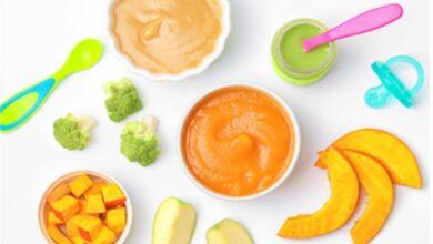 يوصي الخبراء بتحضير طعام الاطفال في المنزل