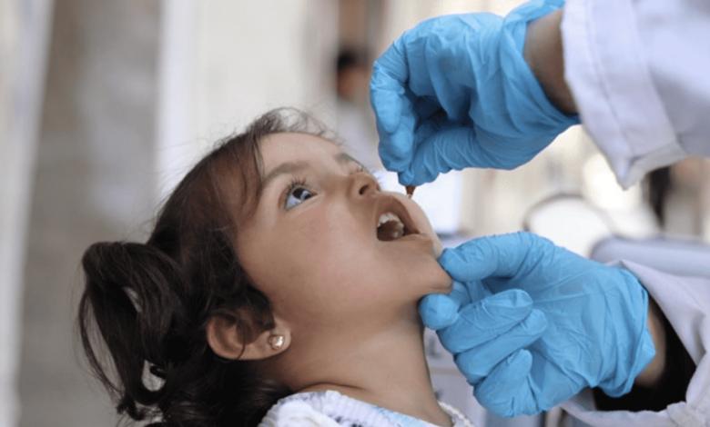 ما هي موانع التطعيم في حملة تطعيم شلل الاطفال التابعة ل وزارة الصحة المصرية؟