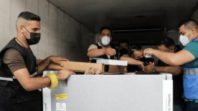 العراق | وزارة الصحة تتلقى 336 ألف جرعة من لقاحات كوفيد-19 ضمن برنامج كوفاكس - لقاح استرازينيكا