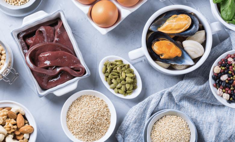 4 أطعمة شهية غنية بعنصر الحديد تحميك من انيميا نقص الحديد - طب اليوم