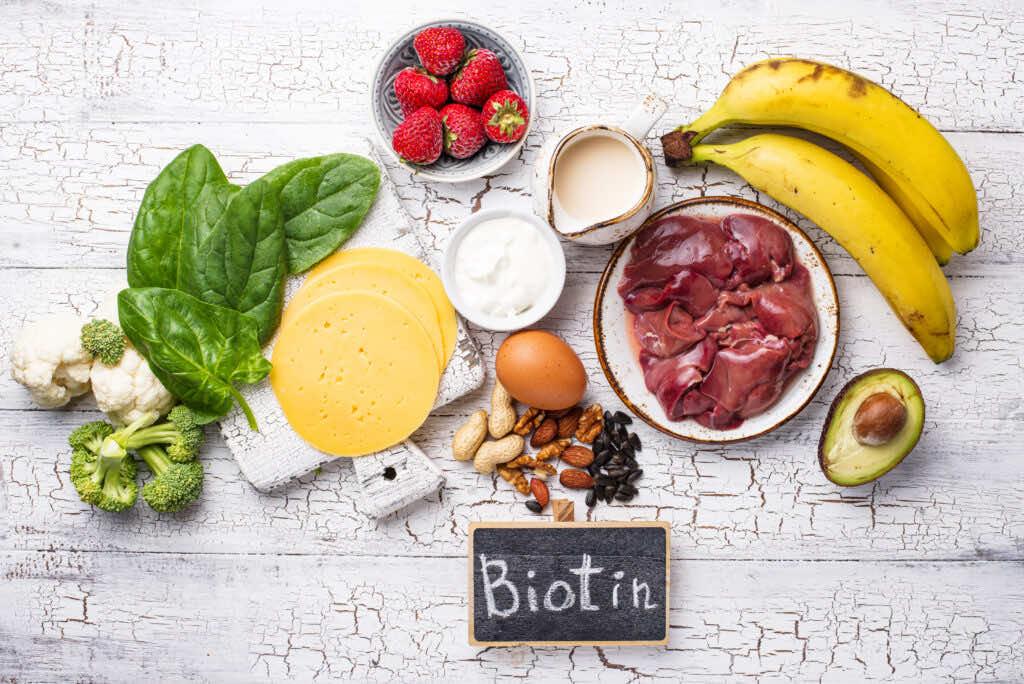 المصادر الطبيعية ل فيتامين ب7 ( البيوتين) - فيزيتا مجانية