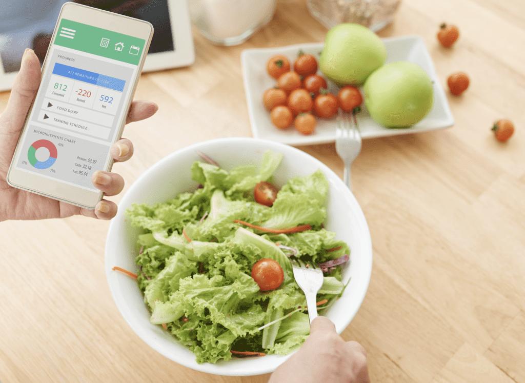 انقاص الوزن يجب أن يعتمد على تقليل تناول السعرات الحرارية باتباع نظام غذائي للتخسيس (دايت)