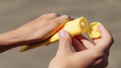 مادة مسرطنة موجودة في 78 نوع من كريمات الوقاية من الشمس - الوقاية من السرطان