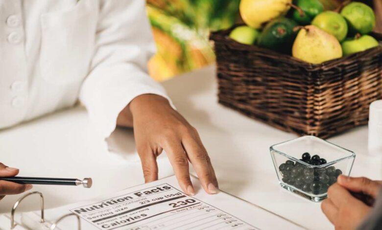 متلازمة تكيس المبايض | 5 نصائح للتغذية - التغذية العلاجية