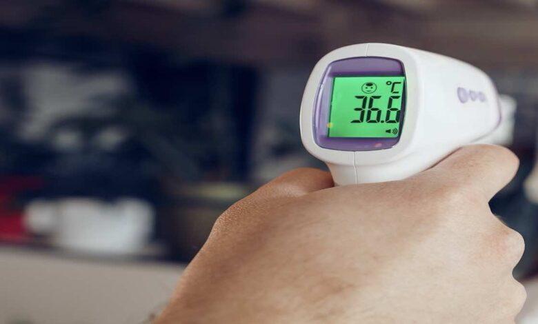 دراسة   درجة حرارة الجسم الطبيعية انخفضت بمرور الزمن