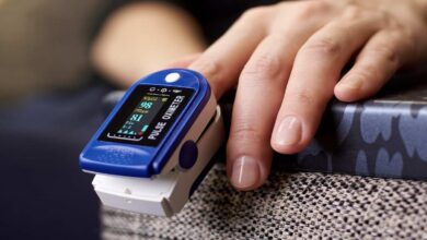 جهاز قياس الاكسجين بالنبض | أفضل 3 أنواع وأسعارها