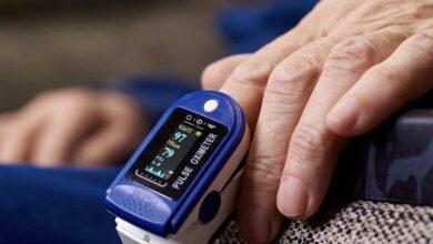 ما هو مستوى تشبع الاكسجين الطبيعي في الدم؟