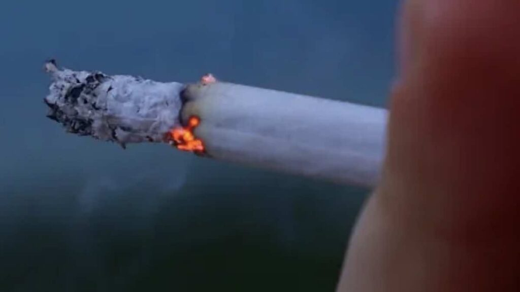 التدخين من أهم الاسباب التي تؤدي للوفاة المبكرة