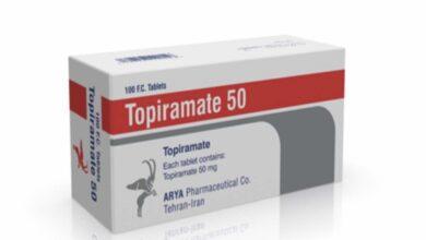 توبيراميت لعلاج الصداع النصفي|5 أعراض جانبية وكيف نتعامل معها؟