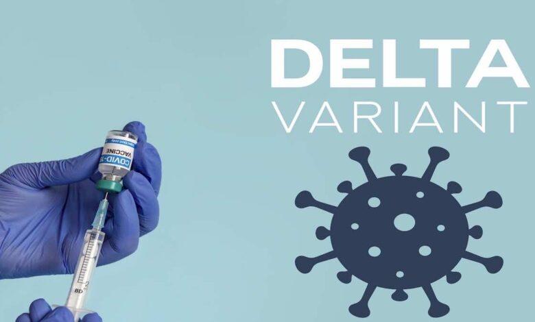 سلالة دلتا ترتبط بمئات أضعاف الحمل الفيروسي - كوفيد-19