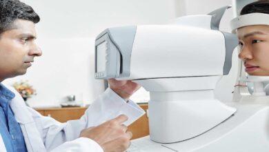 كيف تتأثر الرؤية في أشهر 4 امراض للعيون؟ (بالصور)