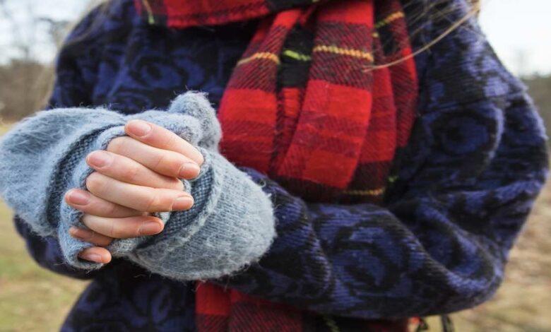 مرض رينود   8 نصائح وتحذيرات للتغلب على برودة القدمين واليدين؟