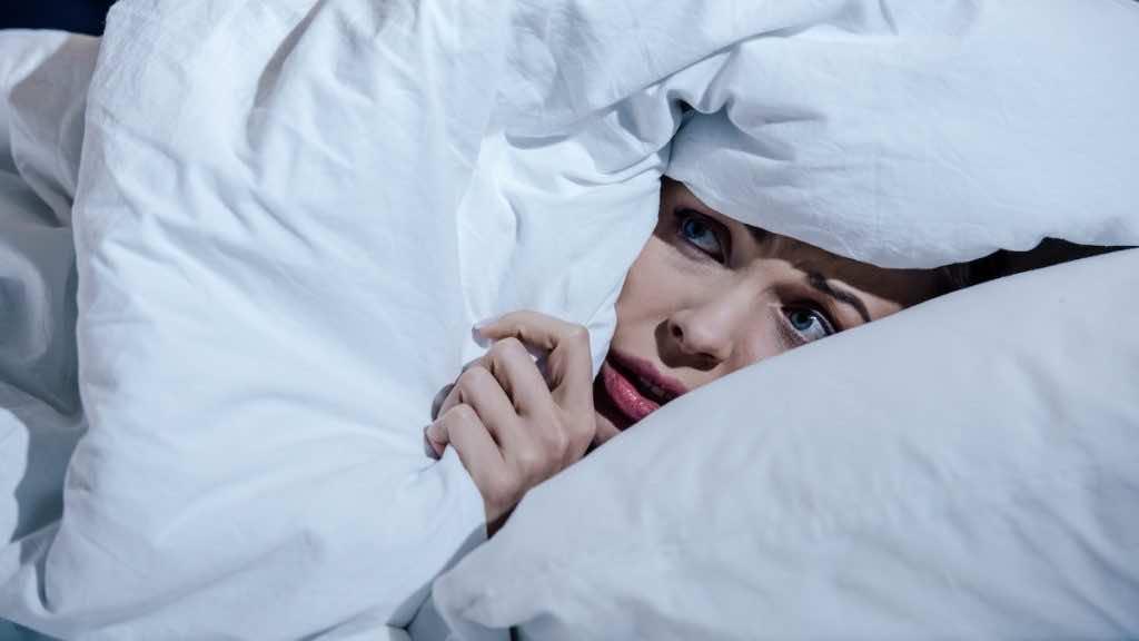 يمكنك أن تتغلب علي الكوابيس بتقليل التوتر واتباع نمط نوم صحي