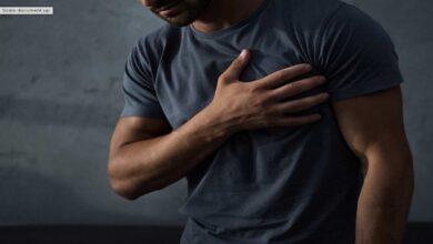 الفرق بين النوبة القلبية و الذبحة الصدرية بالرسم التوضيحي