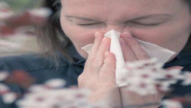 6 أعراض تشير لتعرضك ل الحساسية الموسمية